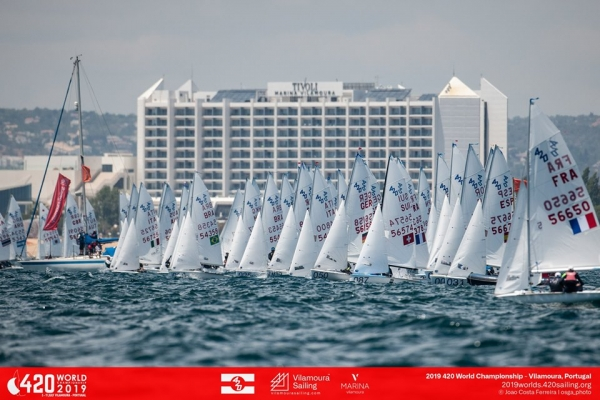 2019 International 420 Class ( Men -Women -U17) World Championship