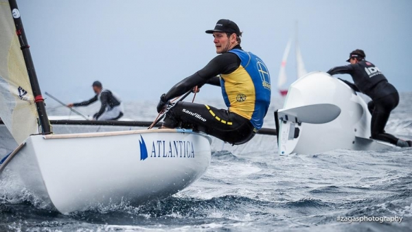 "Pre European ""Easter Finn Regatta"" -Athens International Sailing Center ,22 - 25/04/ 2019"