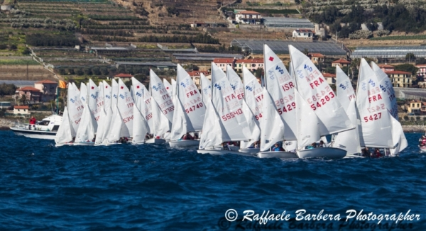 420 & 470 The Carnival  Race 2019 , 21-24/02/2019,  Sanremo -Italy
