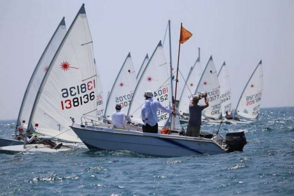 2018 Laser Rdl Youth World Championship