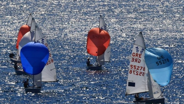 Athens International 420 Sailing Week & Greek National Championship 2019 for 420 Open and 420 Women