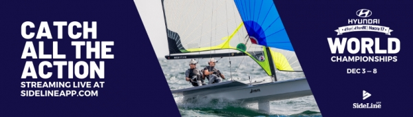 Nacra 17 -2019 World Championship