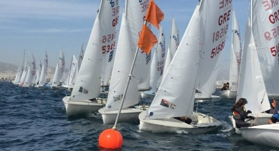 Athens International 420 Sailing Week