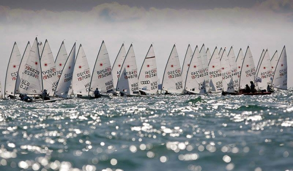 «LASER RADIAL MEN EUROPEAN CHAMPIONSHIP & TROPHY 2018»