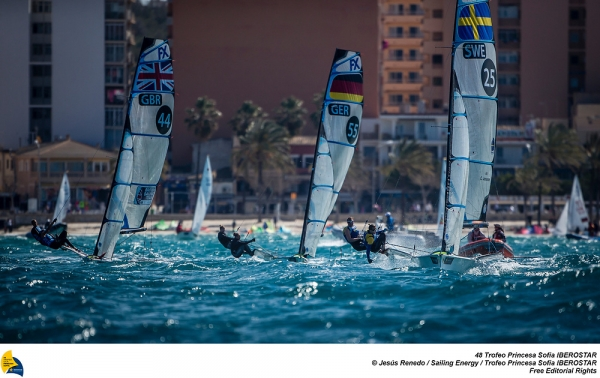 49th Trofeo S.A.R. Princesa Sofia