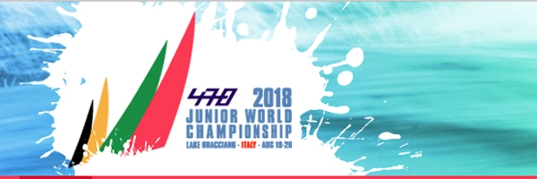 2018 470 Class Junior World Chmpionship