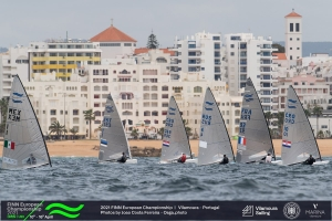 Finn Open and U23 European Championship 2021