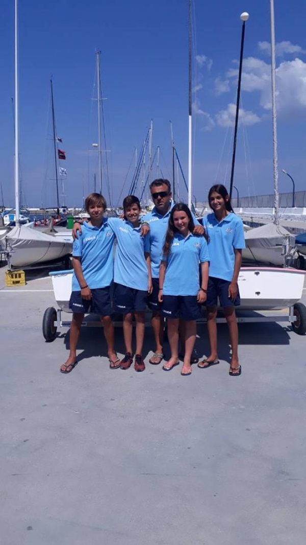 2018 Optimist European Team Racing Championship